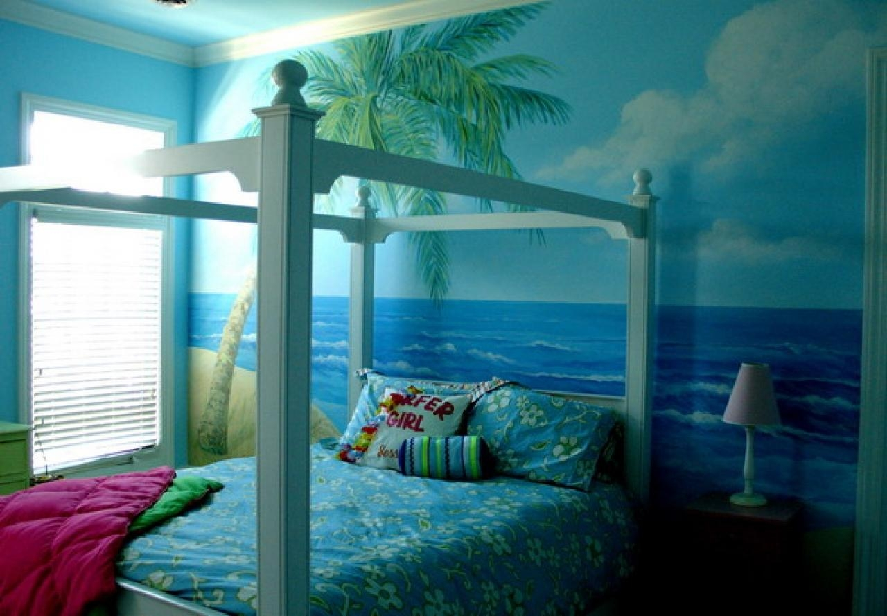 Beach Themed Wall Art Decorating Ideas – Best House Design Intended For Beach Wall Art For Bedroom (View 4 of 20)