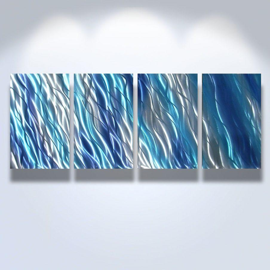 Beautiful Blue Wall Art For Kitchen Zoom Blue Wall Art Prints Pertaining To Duck Egg Blue Wall Art (Image 2 of 20)