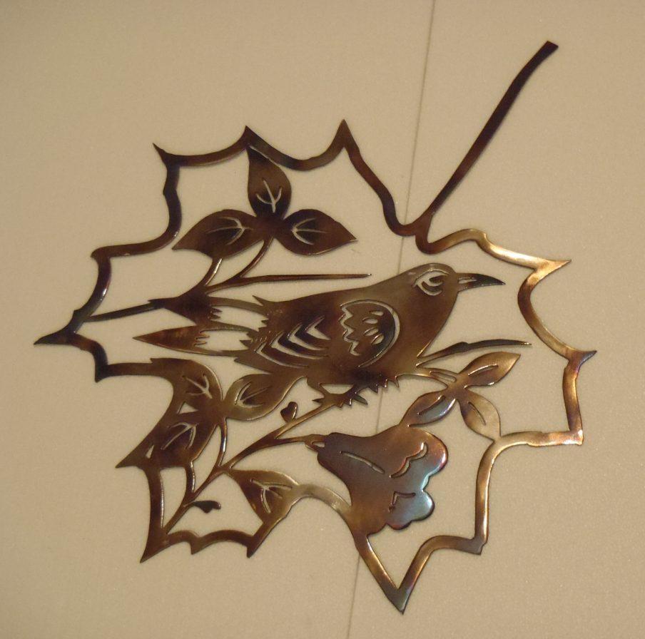 Beautiful Metal Bird Wall Art Target D Wall Art Birds Design Ideas Regarding Metal Birdcage Wall Art (Image 4 of 20)