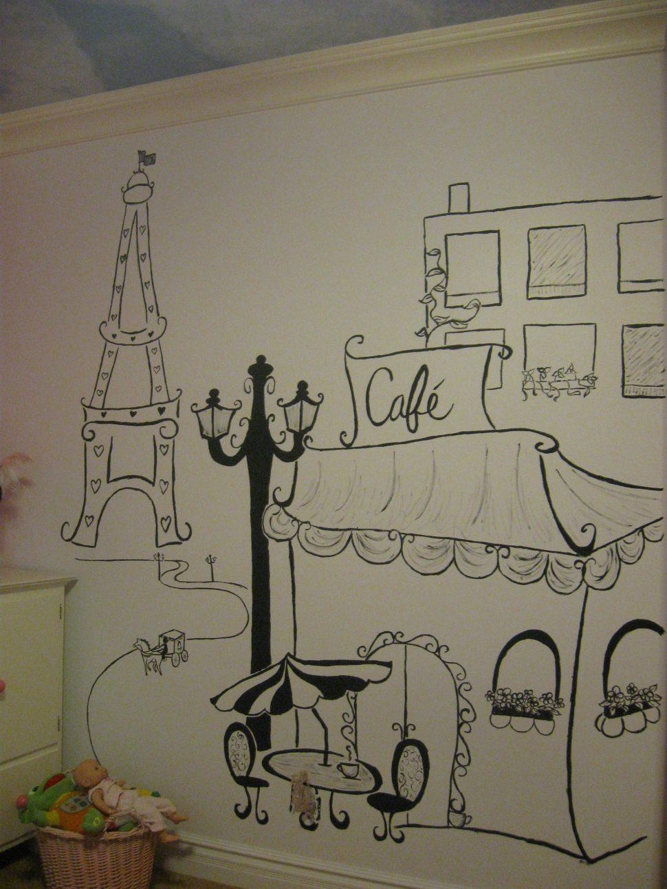 Bedroom : Home Decor Ideas Bedroom Paris Comforter Set For Teens Throughout Paris Themed Wall Art (Image 2 of 20)