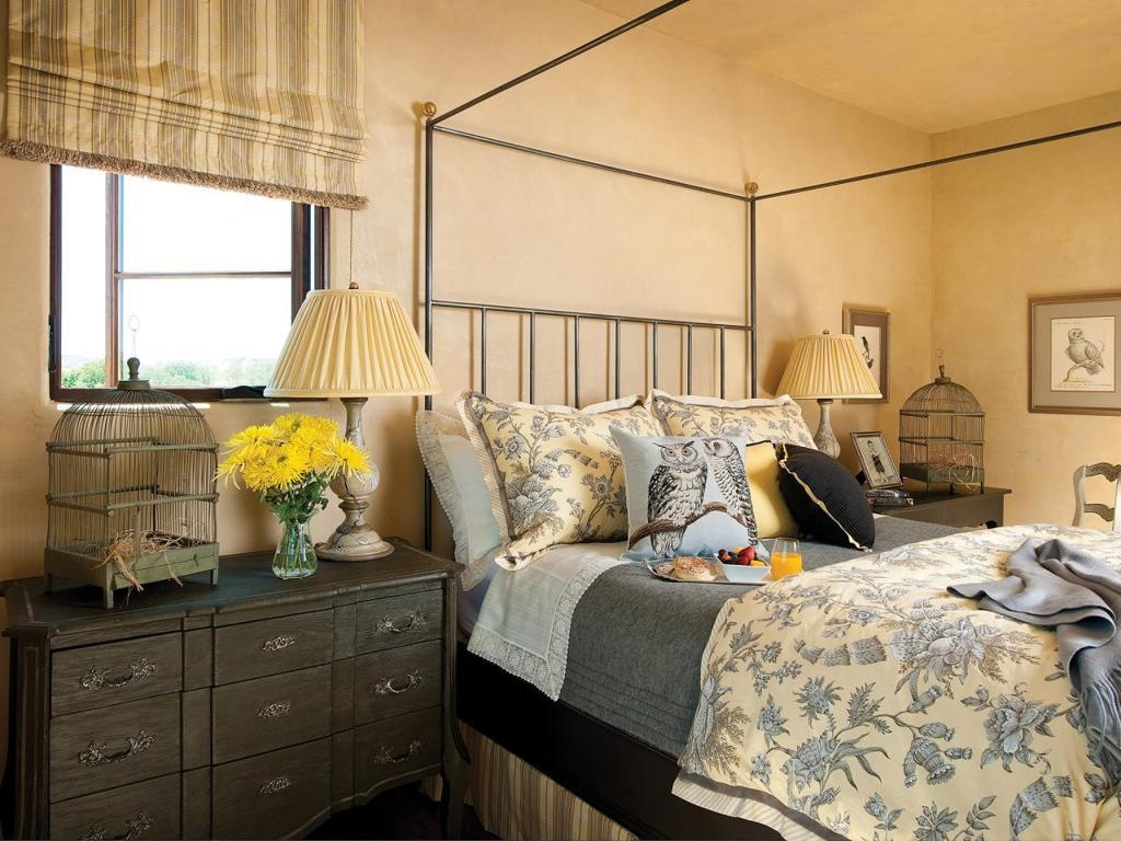 Bedroom : Luxurious Country Style Victorian Bedrooms With With Regard To Country Style Wall Art (View 10 of 20)
