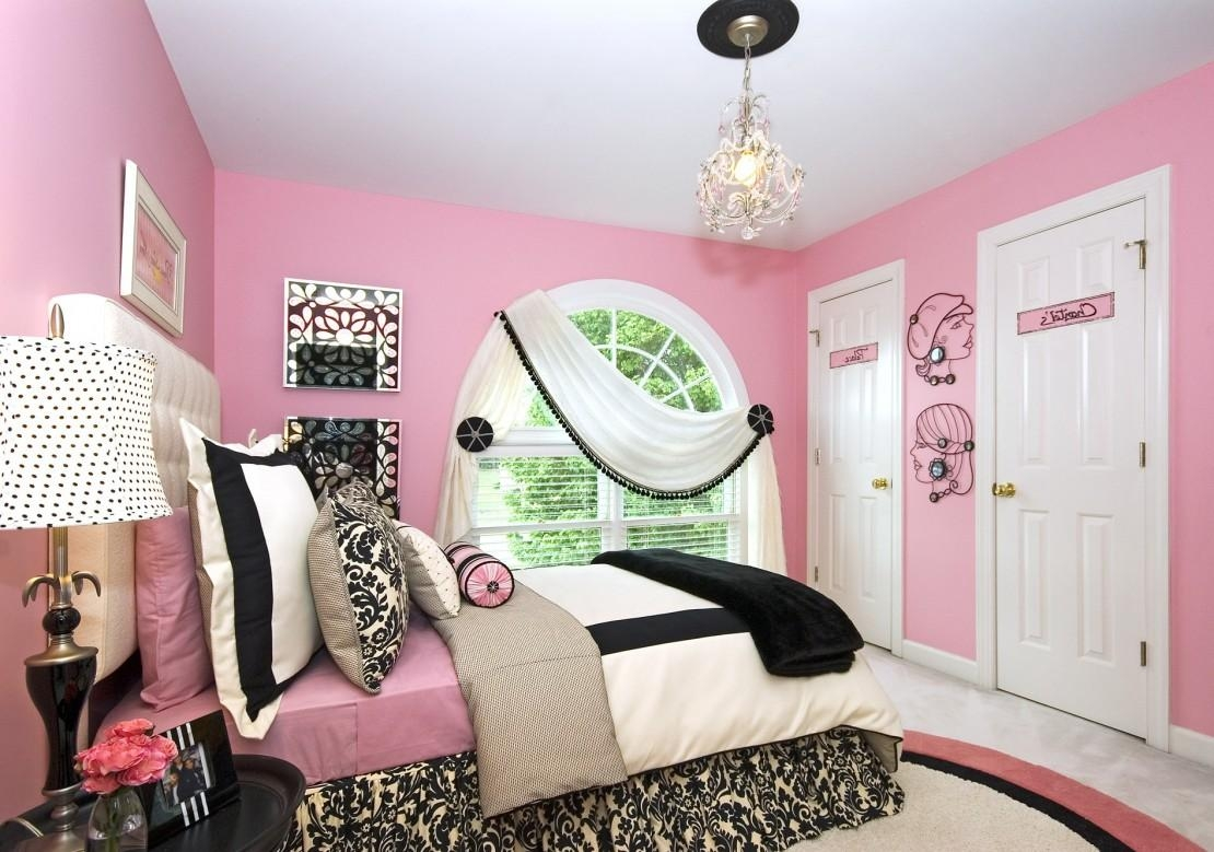 Bedroom Teen Room Decor Decorating Ideas Girl Diy Girls Rooms Inside Wall Art For Teenagers (Image 4 of 20)
