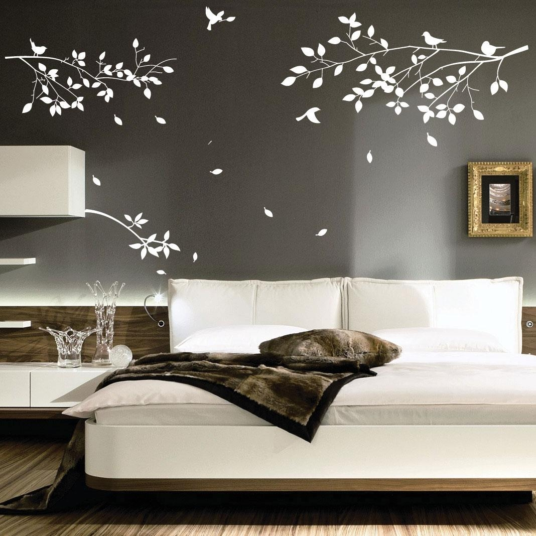 Bedroom Wall Art 7 Wall Art Beauteous Bedroom Art Ideas Wall Throughout Wall Art For Bedrooms (View 7 of 21)