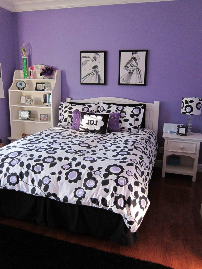 Bedroom Wall Art Canvas Perfect For Teenage Girl Bedrooms On Asian In Over The Bed Wall Art (View 9 of 20)