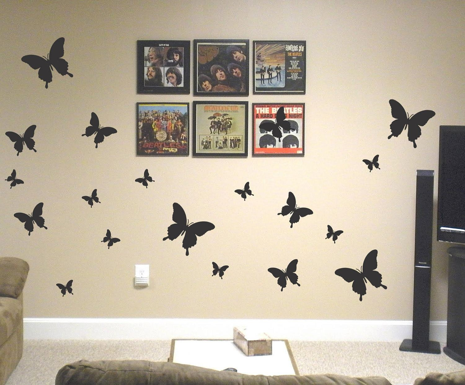 Bedroom Wall Art Paintings Pertaining To Wall Art For Bedrooms (View 5 of 21)