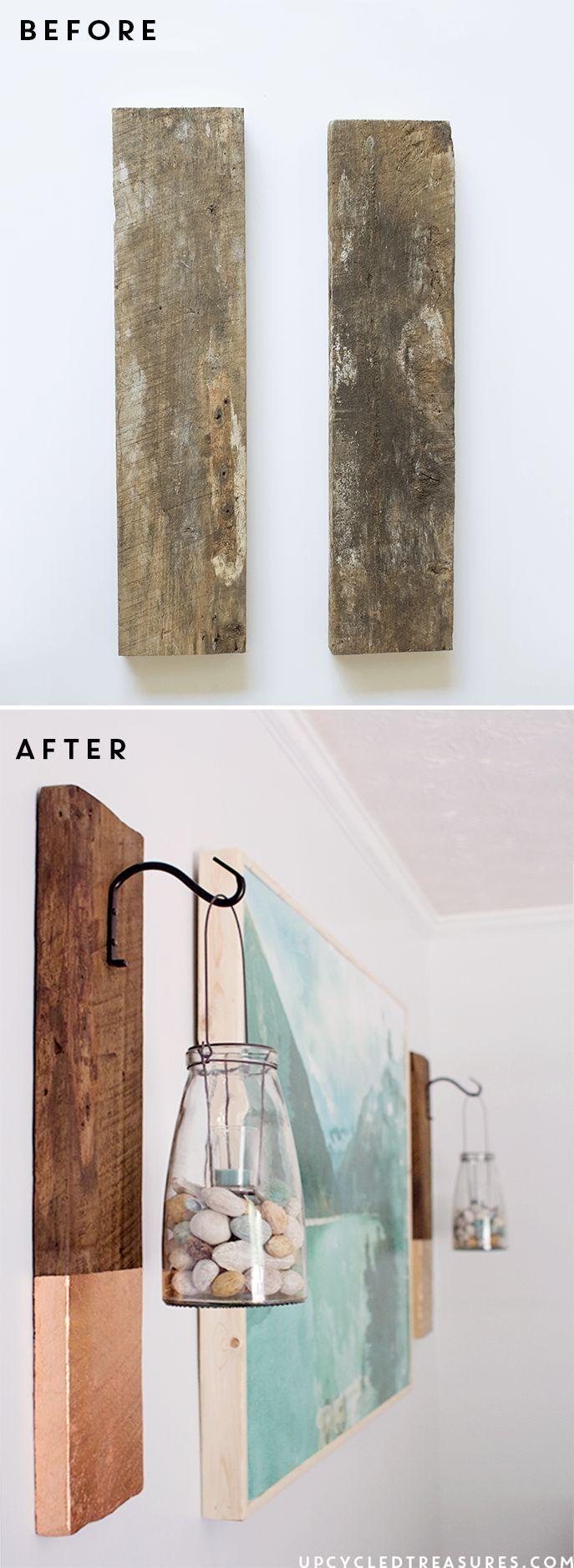 Best 10+ Diy Wall Art Ideas On Pinterest | Diy Art, Diy Wall Decor Intended For Long Vertical Wall Art (Image 3 of 20)
