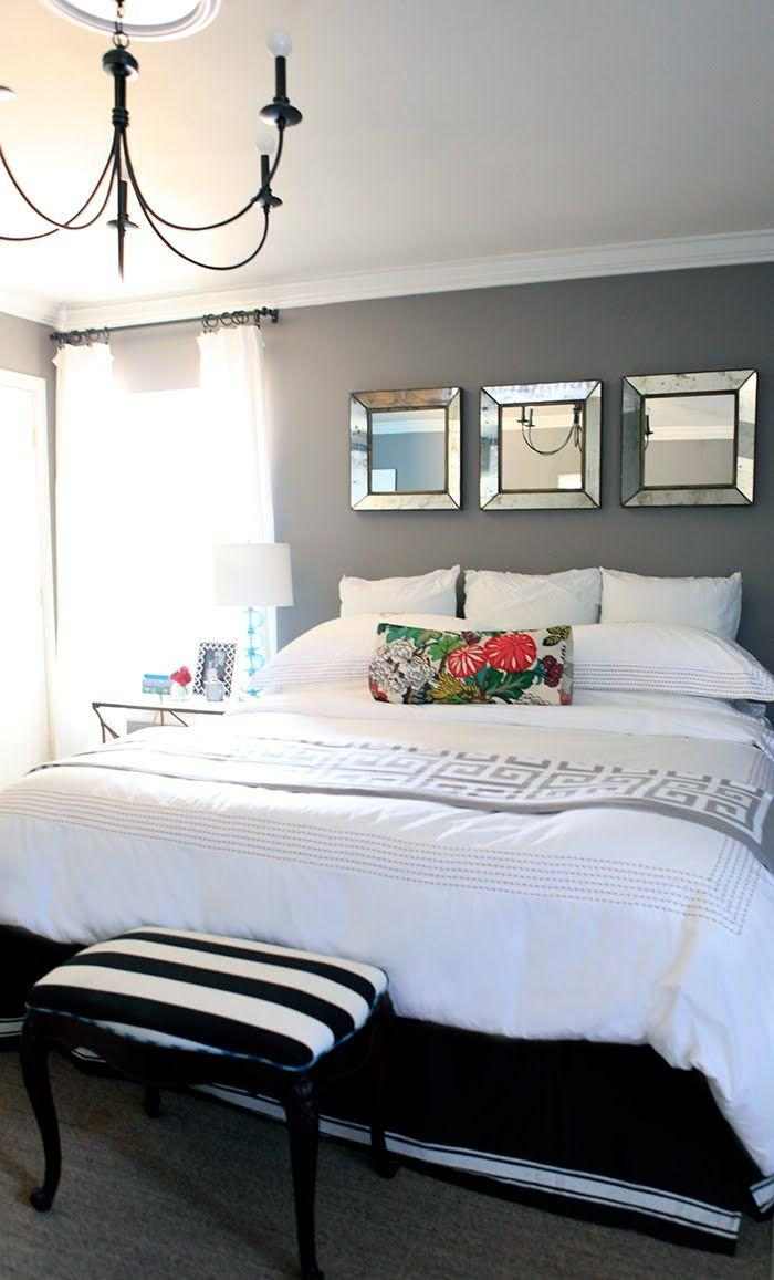 Best 10+ No Headboard Ideas On Pinterest   No Headboard Bed, Dream Intended For Over The Bed Wall Art (View 11 of 20)