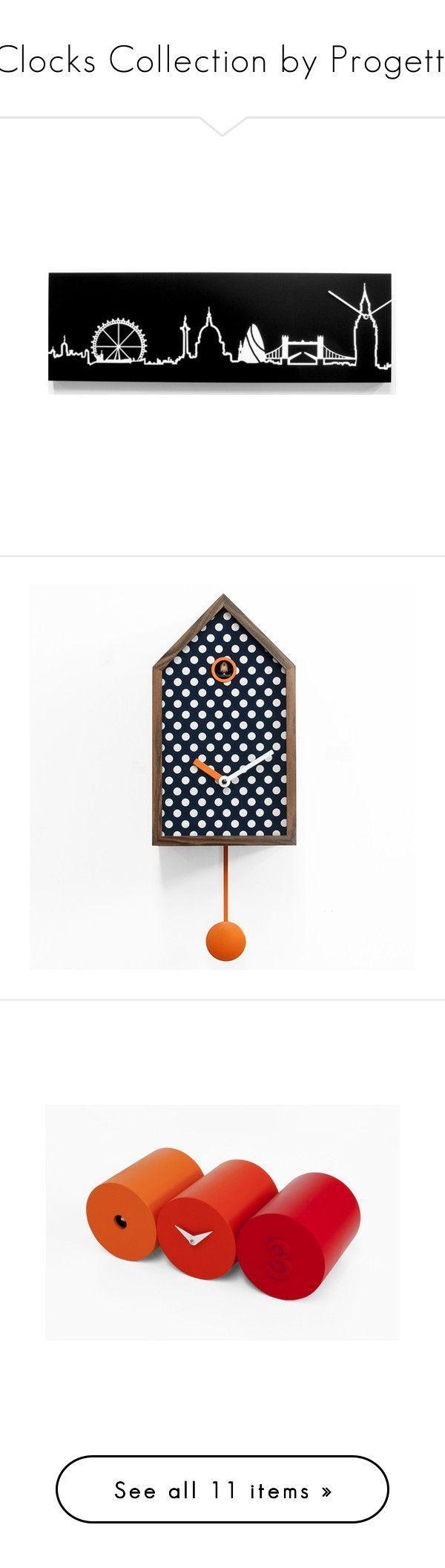 Best 10+ Orange Clocks Ideas On Pinterest   Orange C, Blood Orange Throughout Italian Ceramic Wall Clock Decors (Image 6 of 20)