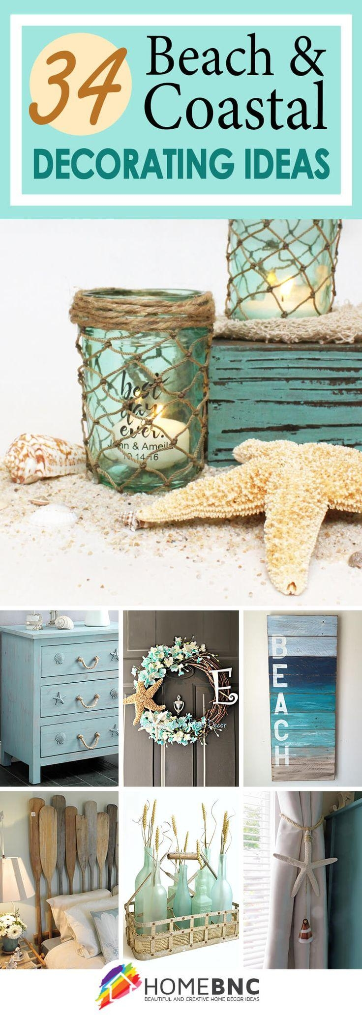 Best 20+ Beach Apartment Decor Ideas On Pinterest | Color Mason Pertaining To Beach Wall Art For Bedroom (Image 10 of 20)