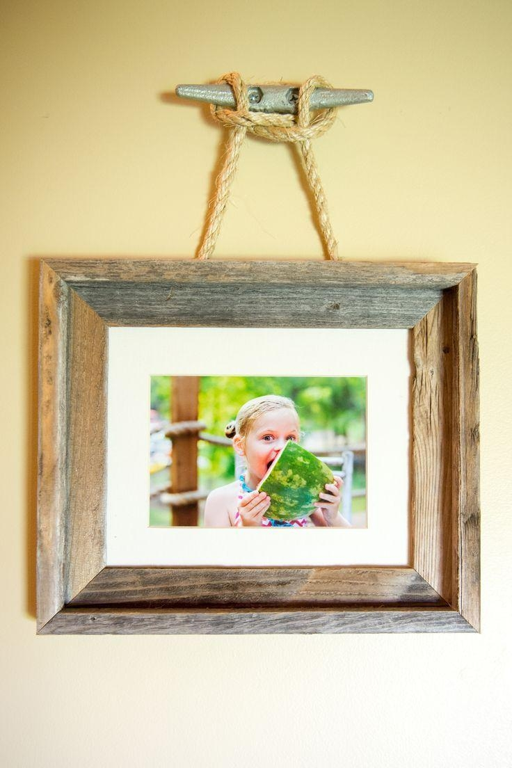 Best 20+ Beach Frame Ideas On Pinterest | Sea Shells Decor, Sea With Beach Cottage Wall Decors (Image 7 of 20)