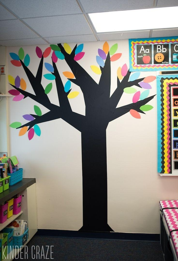 Best 20+ Classroom Wall Decor Ideas On Pinterest | Classroom Wall For Preschool Classroom Wall Decals (Image 6 of 20)