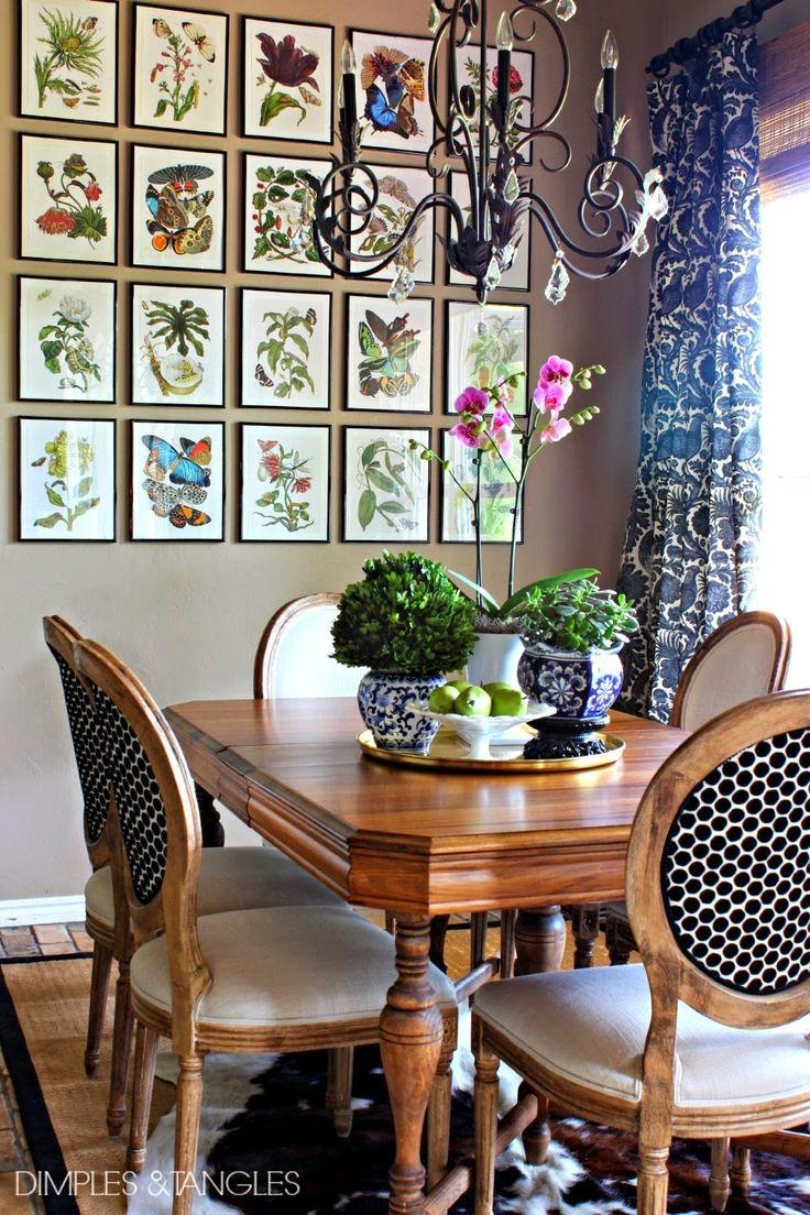 Best 20+ Dining Room Wall Art Ideas On Pinterest | Dining Wall Inside Kitchen And Dining Wall Art (Image 1 of 20)