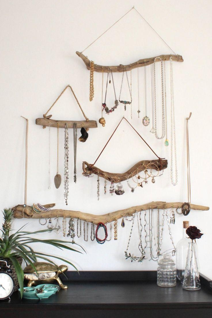 Best 20+ Driftwood Jewelry Ideas On Pinterest | Diy Jewelry Holder With Large Driftwood Wall Art (Image 3 of 20)
