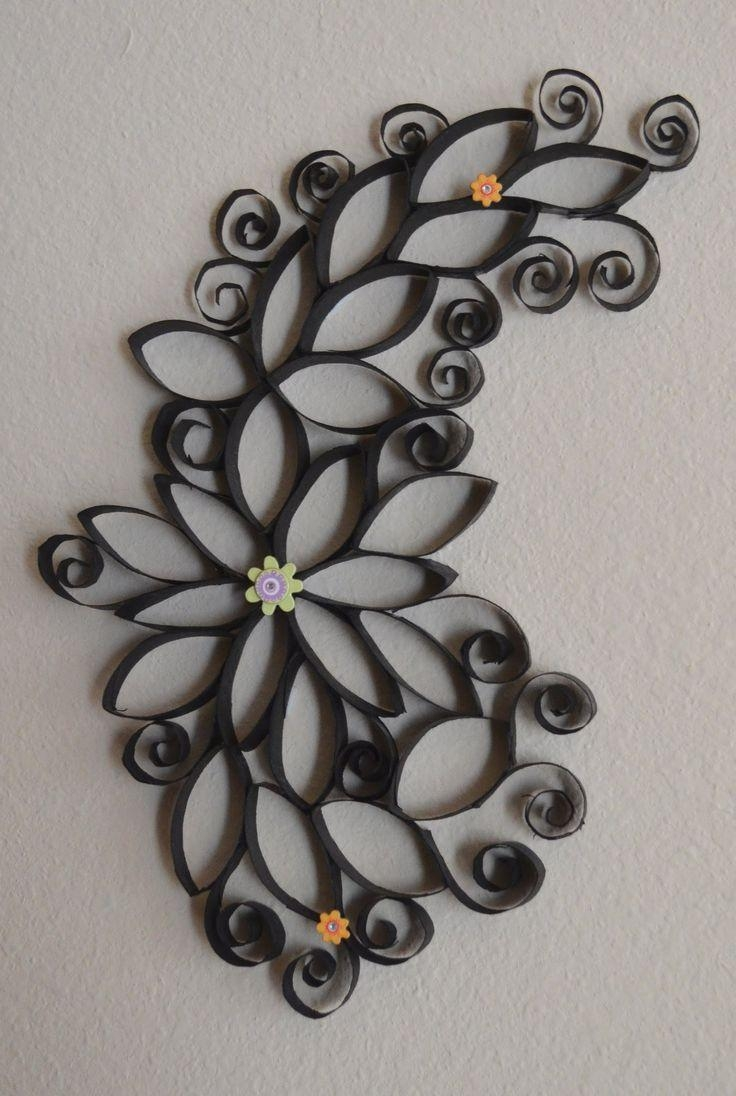 Best 20+ Iron Wall Art Ideas On Pinterest | Wrought Iron Wall Pertaining To Filigree Wall Art (Image 2 of 20)