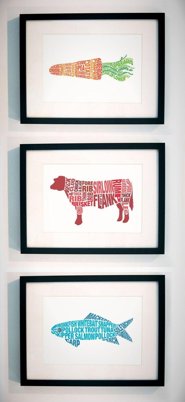 Best 20+ Kitchen Art Ideas On Pinterest—No Signup Required Regarding Wall Art For Kitchens (Image 2 of 20)