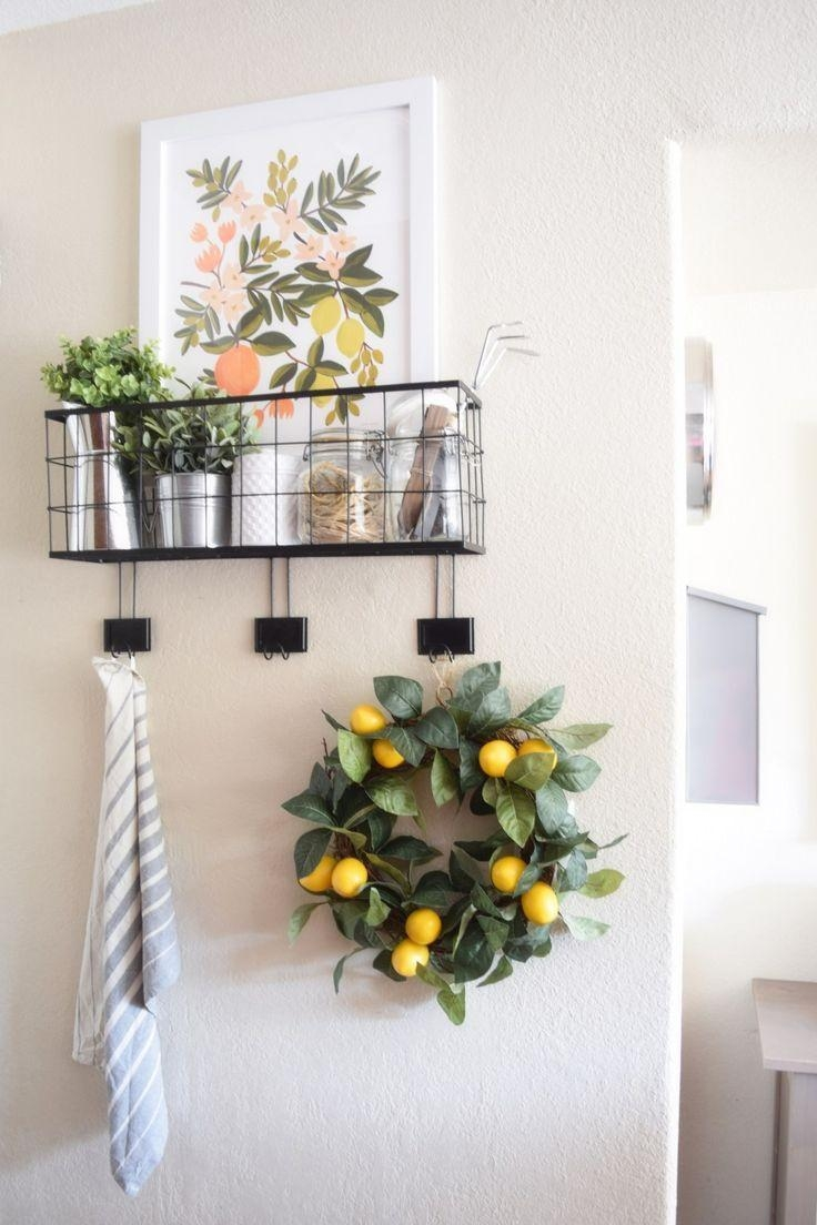 Best 20+ Kitchen Wall Art Ideas On Pinterest | Kitchen Art Pertaining To Wall Art For Kitchens (Image 3 of 20)