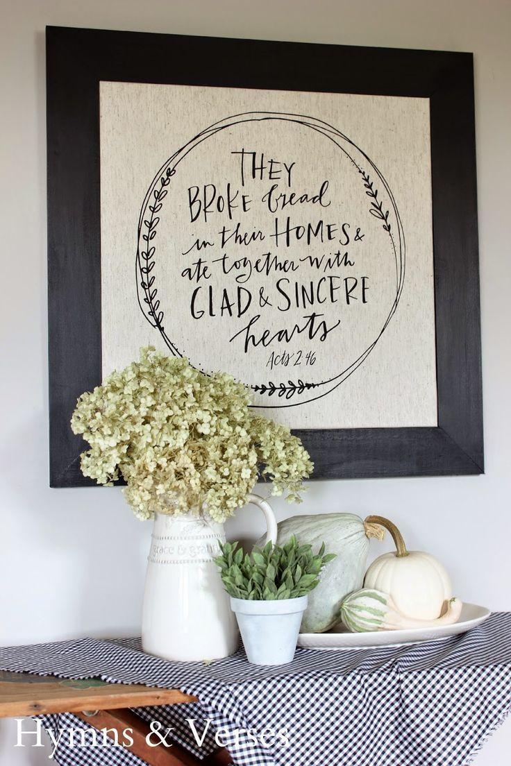 Best 20+ Kitchen Wall Art Ideas On Pinterest   Kitchen Art With Autumn  Inspired Wall Art (Image 4 of 20)