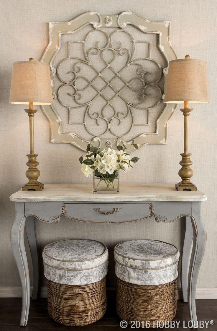 Best 20+ Metal Wall Decor Ideas On Pinterest | Metal Wall Art Intended For Faux Wrought Iron Wall Decors (Image 2 of 20)