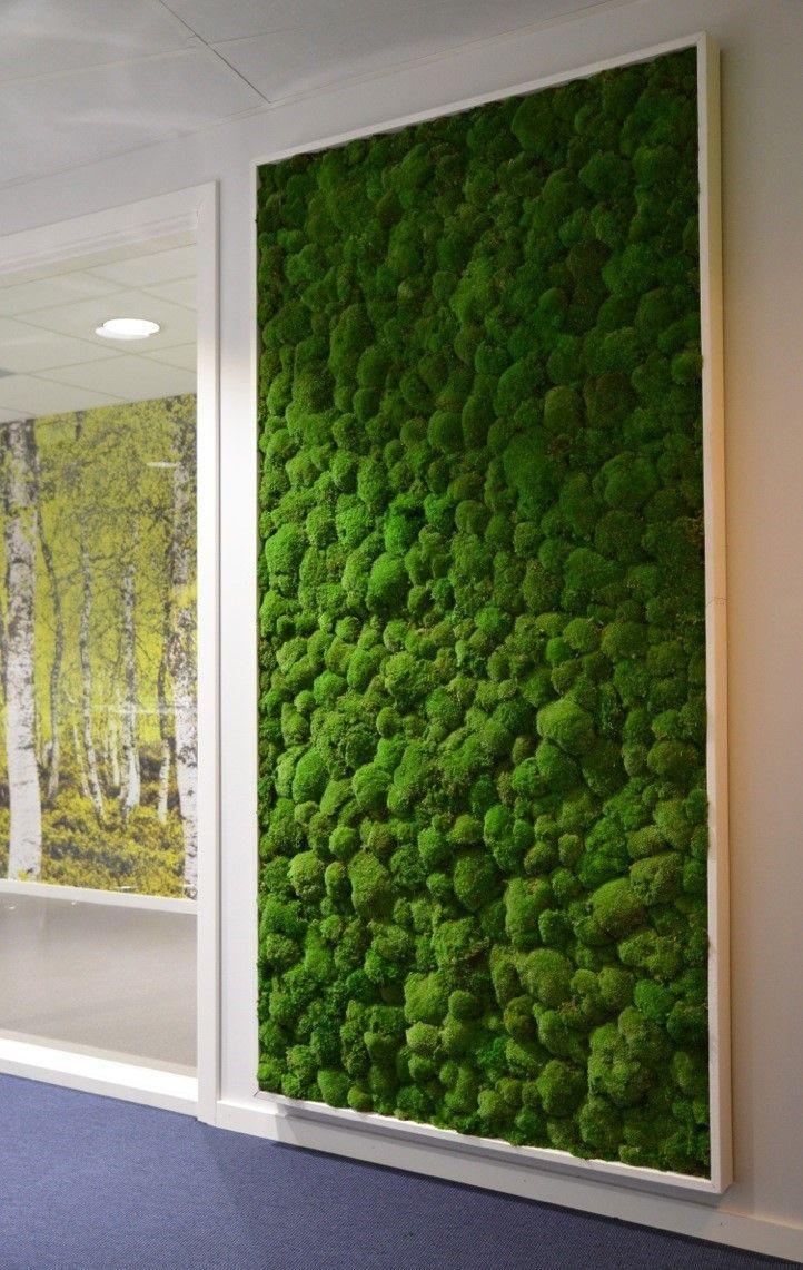 Best 20+ Moss Wall Ideas On Pinterest | Moss Wall Art, Moss Art For Long Vertical Wall Art (Image 5 of 20)