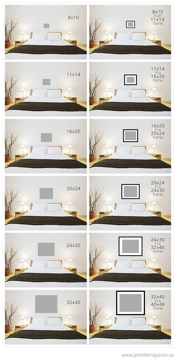 Best 25+ Above Bed Ideas On Pinterest   Above Bed Decor, Above In Over The Bed Wall Art (View 20 of 20)