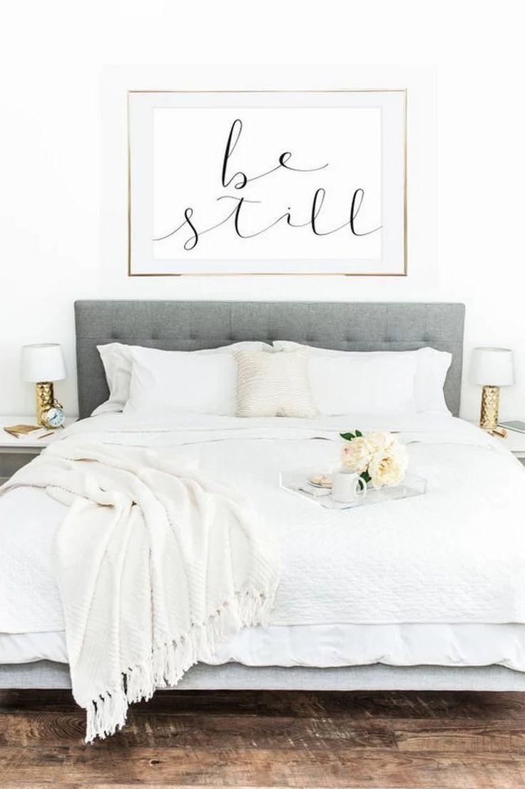 Best 25+ Above Headboard Decor Ideas On Pinterest | Big Wall Throughout Bed Wall Art (Image 10 of 20)