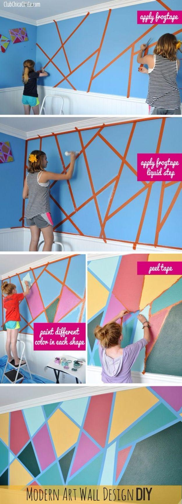 Best 25+ Art Walls Ideas On Pinterest | Hallway Bench, Gallery Intended For Preschool Wall Art (Image 4 of 20)