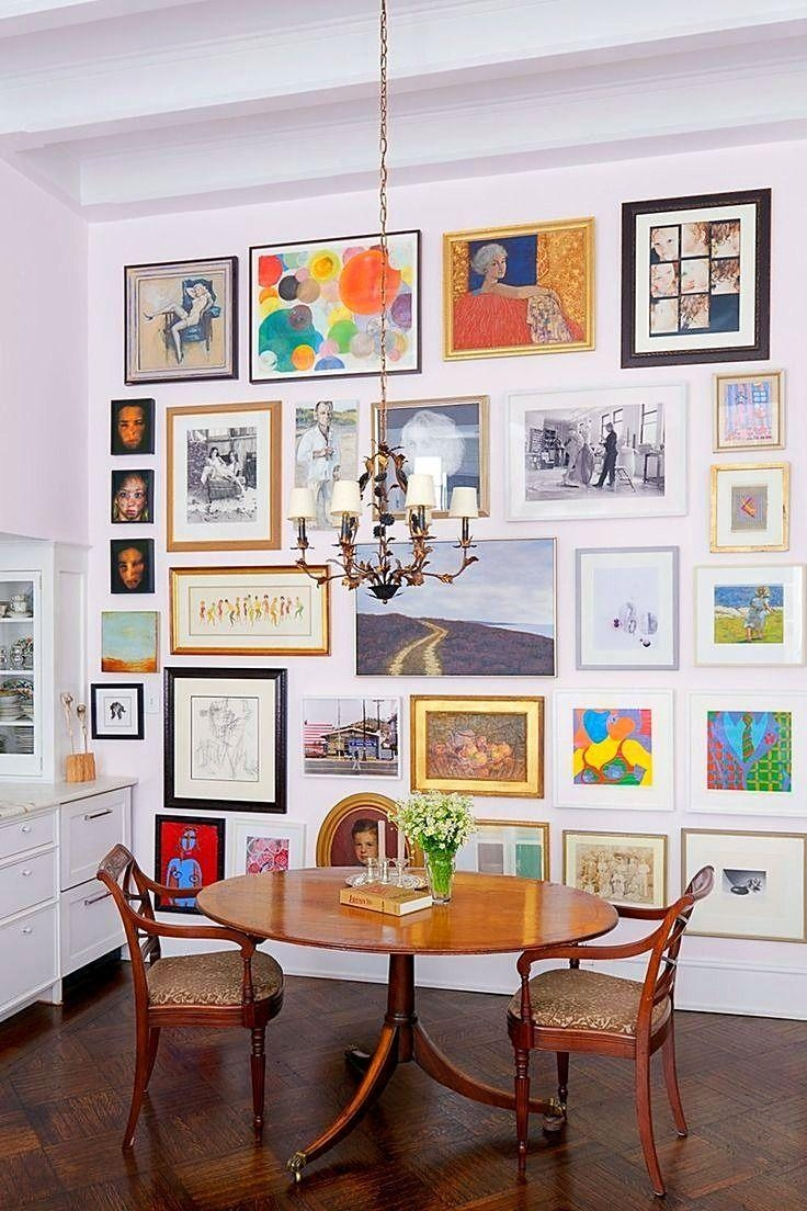 Best 25+ Art Walls Ideas On Pinterest | Hallway Bench, Gallery Within Photography Wall Art (View 6 of 20)