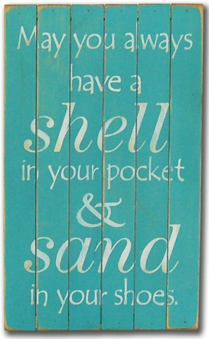 Best 25+ Beach Wall Art Ideas On Pinterest | Beach Decorations For Beach Cottage Wall Art (Image 6 of 20)