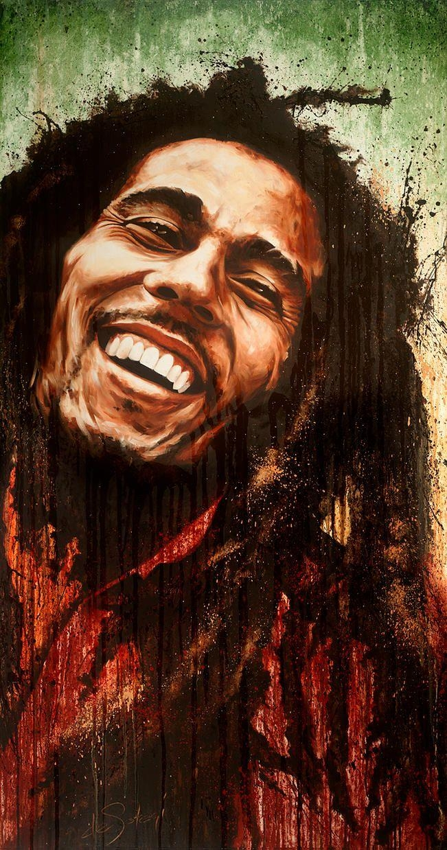 Best 25+ Bob Marley Art Ideas On Pinterest | Bob Marley, Reggae For Bob Marley Canvas Wall Art (Image 1 of 20)