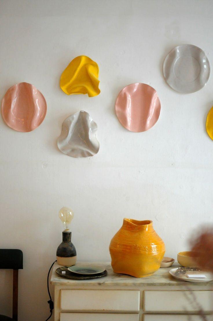 Best 25+ Ceramic Wall Art Ideas On Pinterest | Clay Wall Art, Clay Throughout Large Ceramic Wall Art (View 9 of 20)