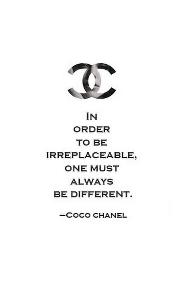 Best 25+ Coco Chanel Quotes Ideas Only On Pinterest | Chanel For Coco Chanel Quotes Framed Wall Art (View 11 of 20)