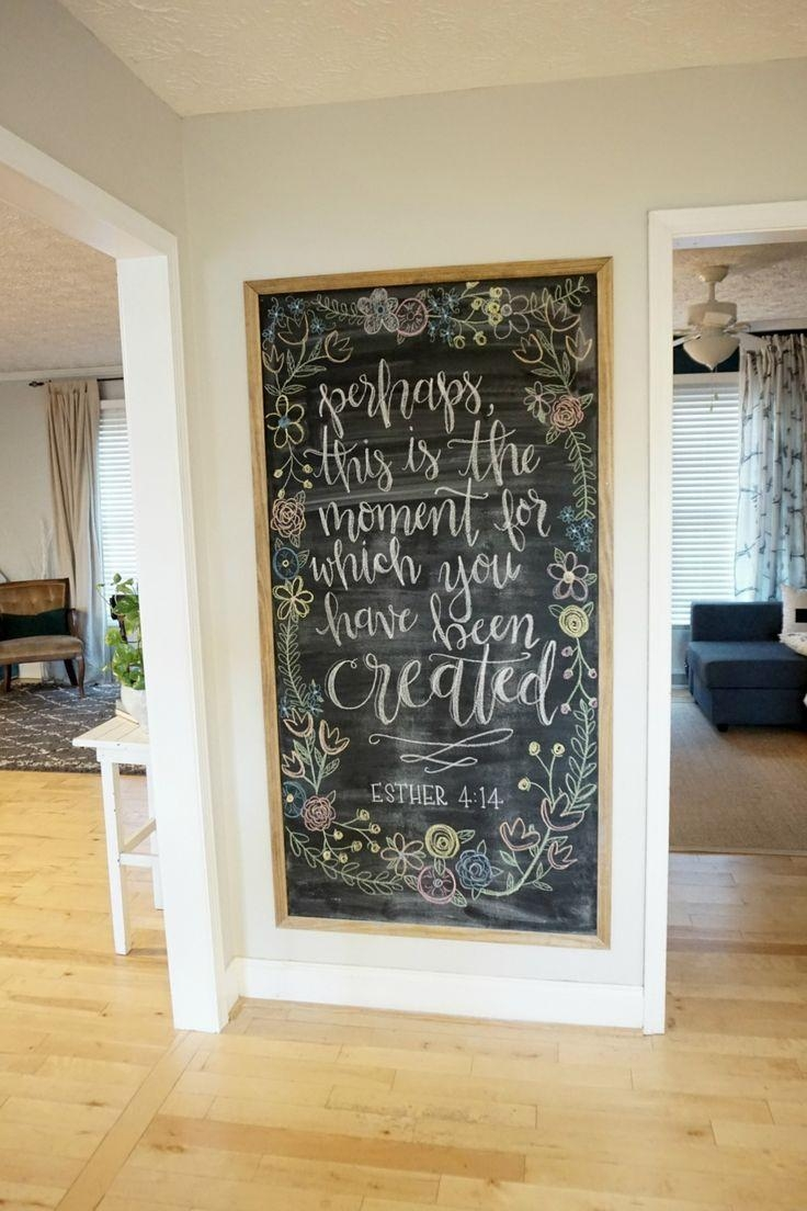 Best 25+ Decorating Large Walls Ideas On Pinterest | Hallway Wall Regarding Cheap Wall Art And Decor (View 18 of 20)