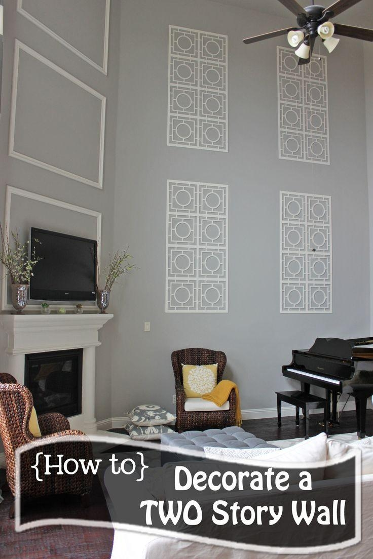 Featured Image of Tall Wall Art Decor