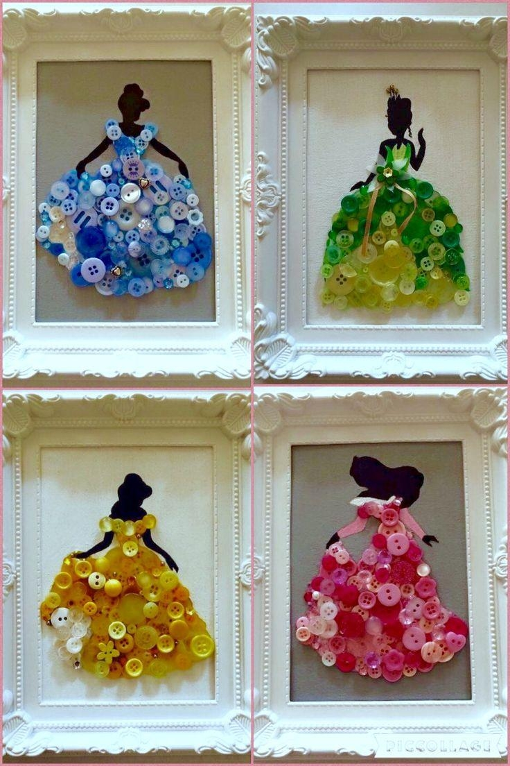 Best 25+ Disney Princess Silhouette Ideas On Pinterest | Disney With Disney Princess Framed Wall Art (Image 5 of 20)