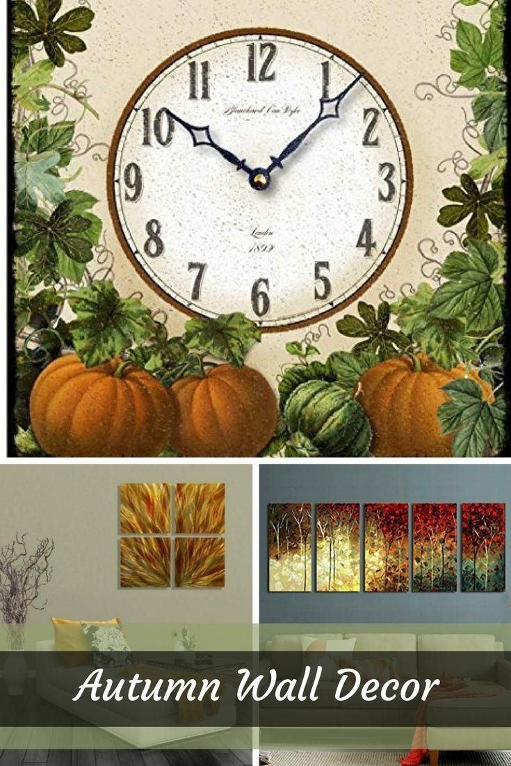 Best 25+ Fall Canvas Art Ideas On Pinterest   Fall Canvas Painting With Regard To Autumn  Inspired Wall Art (Image 7 of 20)