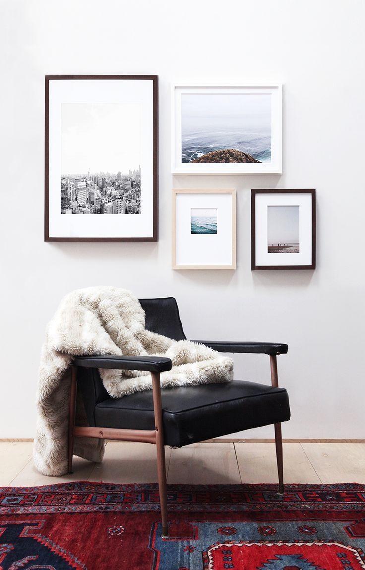 Best 25+ Framed Prints Ideas On Pinterest | Framed Art Prints Pertaining To Framed Monogram Wall Art (Image 4 of 20)
