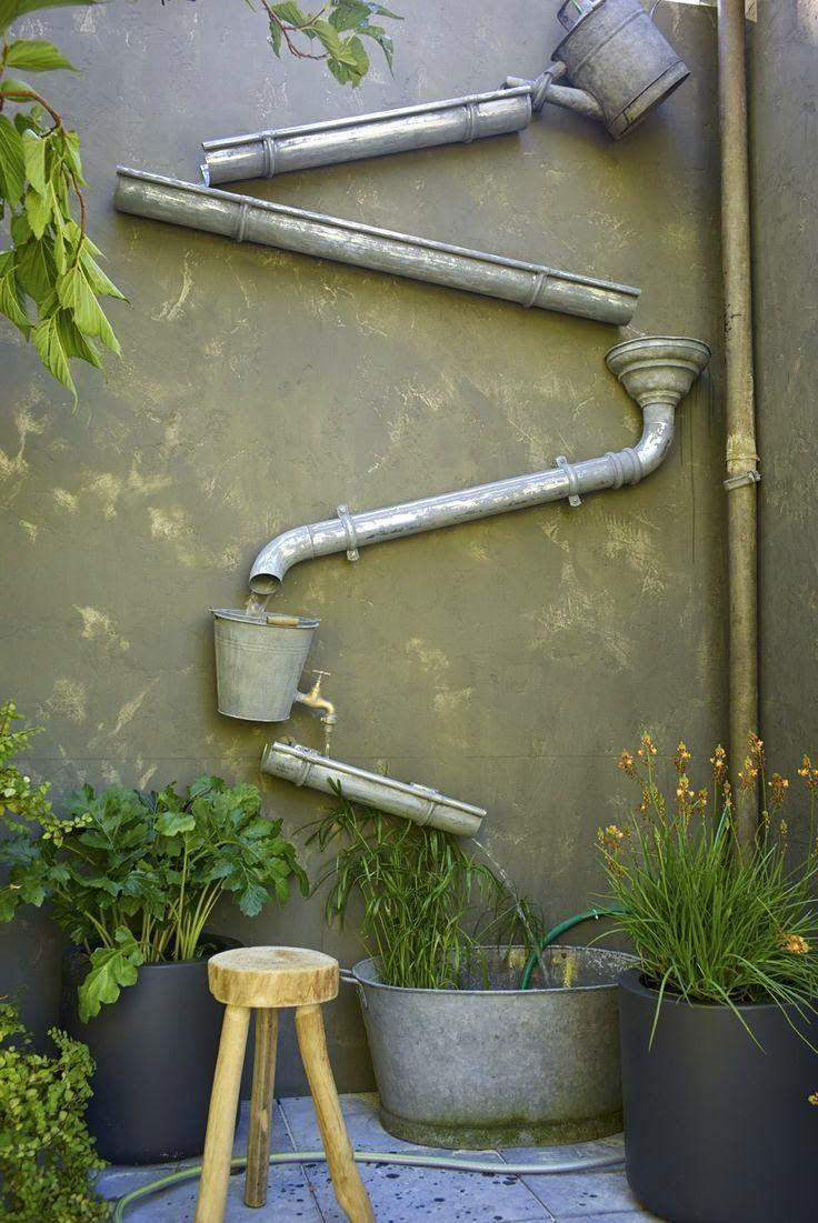 Best 25+ Garden Wall Art Ideas On Pinterest | Beach Rock Art Throughout Diy Garden Wall Art (Image 4 of 20)