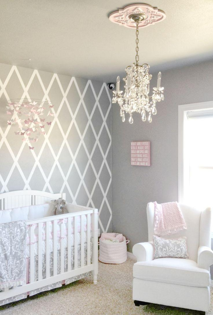 Best 25+ Gray Pink Bedrooms Ideas On Pinterest | Pink Grey For Pink And Grey Wall Art (Image 5 of 20)