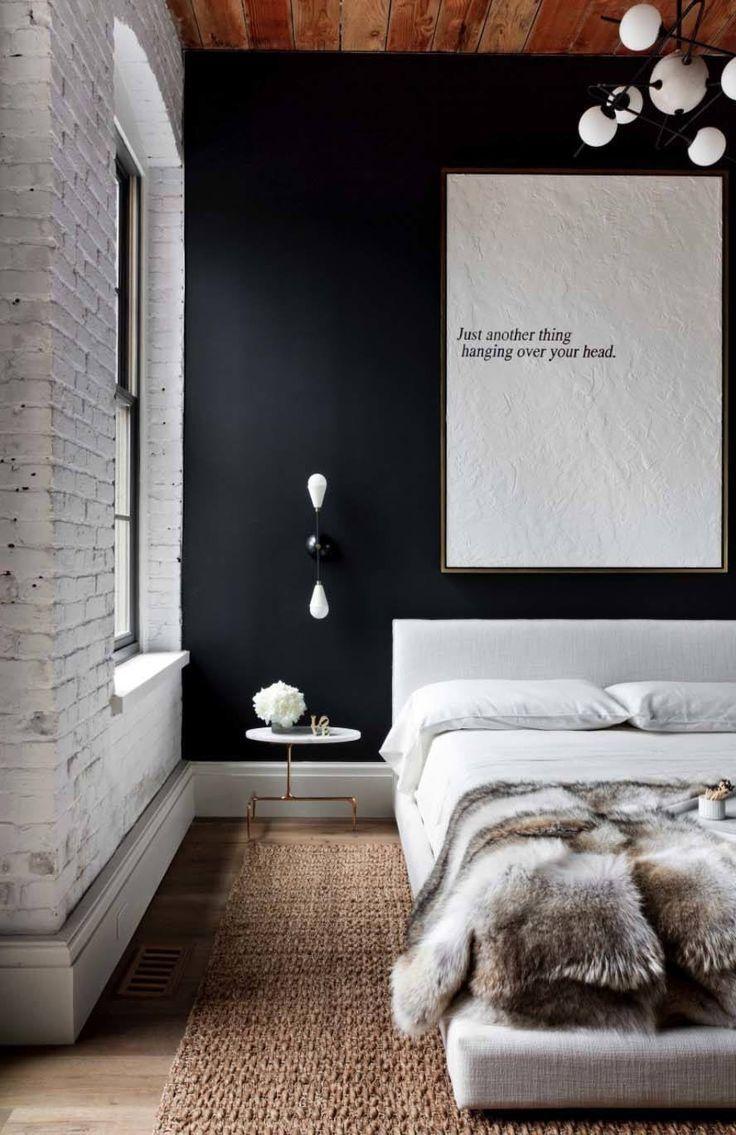 Best 25+ Industrial Bedroom Design Ideas On Pinterest | Industrial  Throughout Vintage Industrial Wall Art