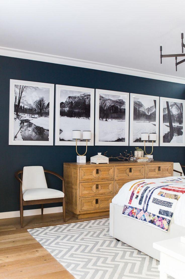 Featured Photo of Oversized Framed Art