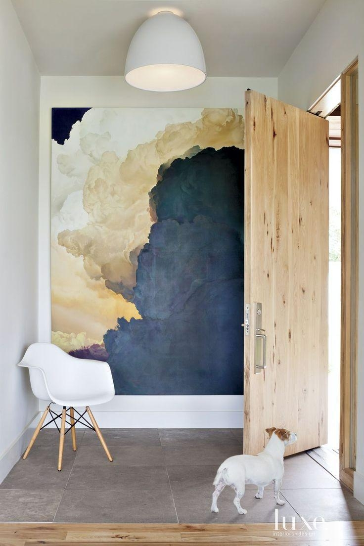 Best 25+ Large Wall Art Ideas On Pinterest | Framed Art, Living Regarding Oversized Wall Art Contemporary (View 6 of 20)