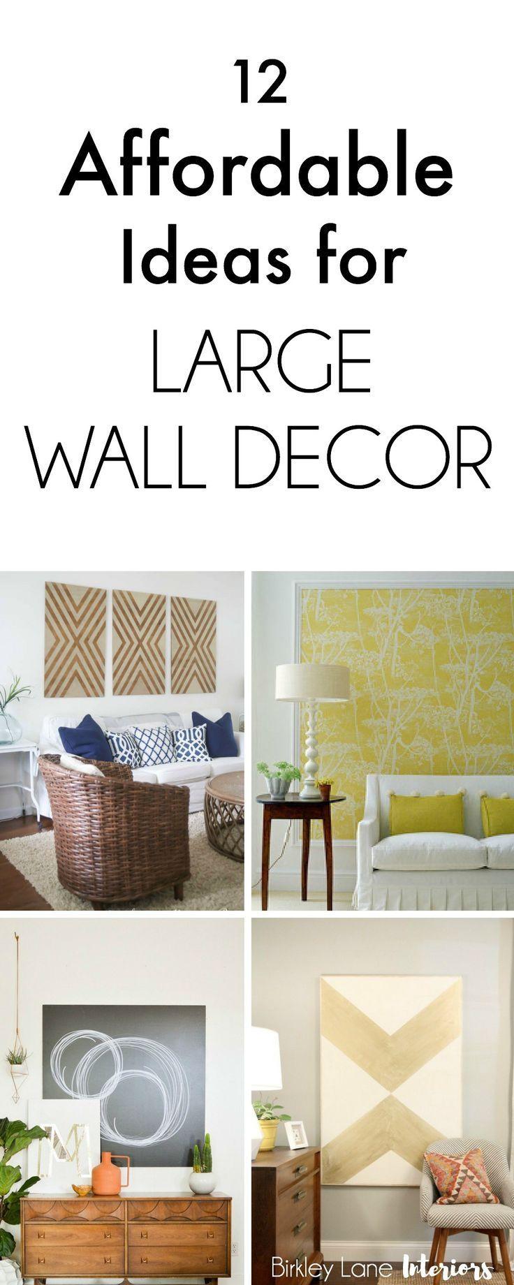Best 25+ Large Wall Art Ideas On Pinterest | Framed Art, Living Regarding Wall Art For Large Walls (Image 8 of 20)