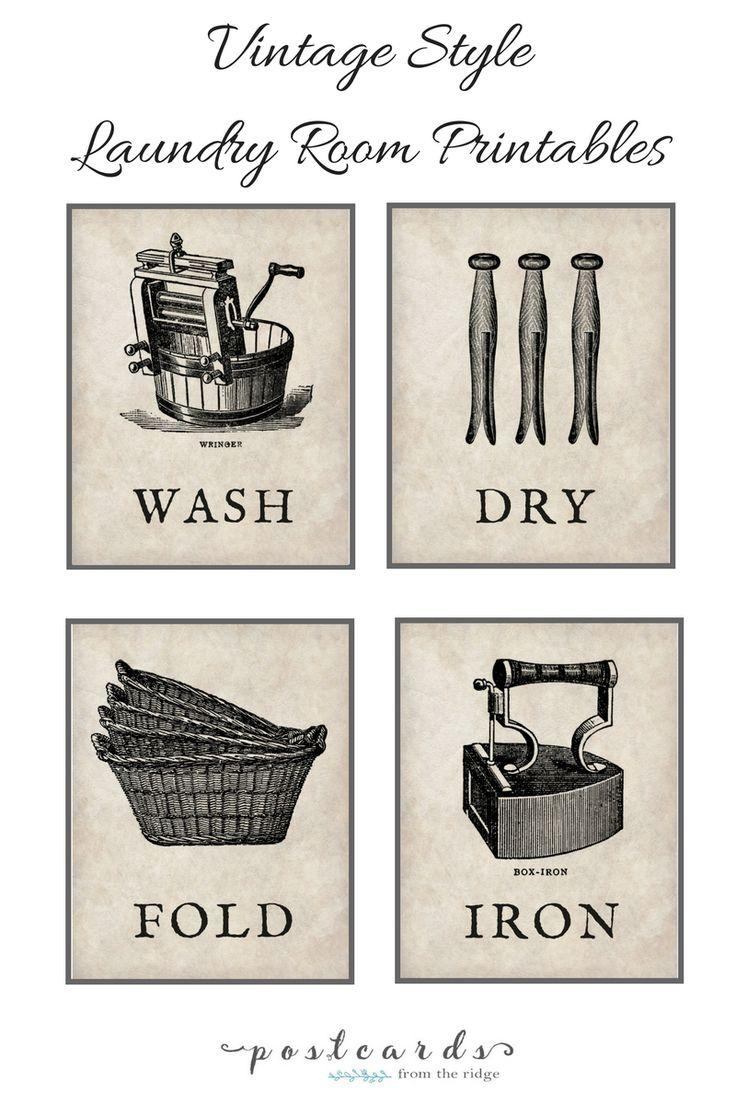 Best 25+ Laundry Room Printables Ideas On Pinterest | Laundry Art In Laundry Room Wall Art (View 11 of 20)