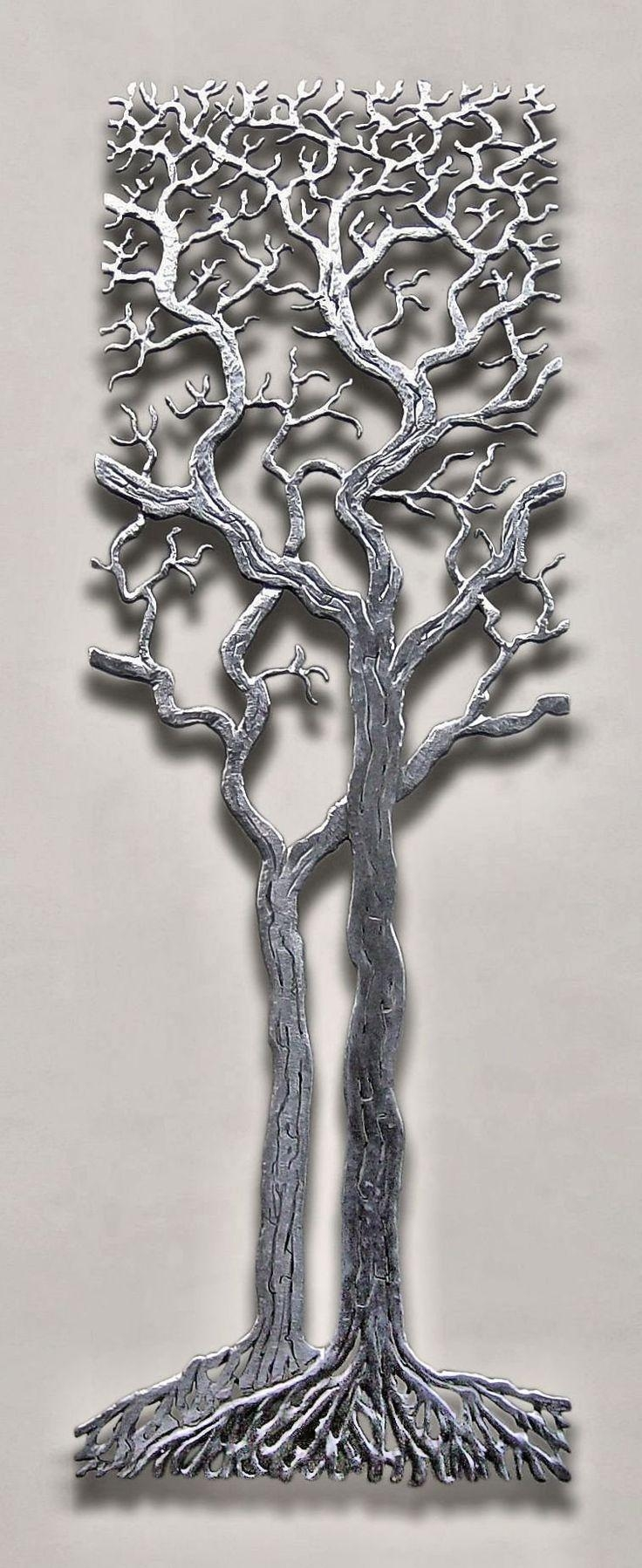 Best 25+ Metal Wall Art Ideas On Pinterest | Metal Art, Metal Wall With Regard To Metal Peacock Wall Art (View 16 of 20)