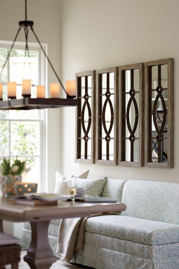 Best 25+ Mirror Wall Art Ideas On Pinterest | Cd Wall Art, Mosaic With Regard To Wall Pictures For Living Room (Image 9 of 20)