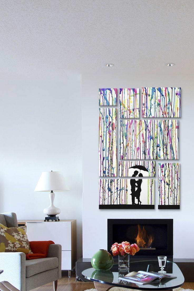 Best 25+ Multiple Canvas Art Ideas On Pinterest | 3 Canvas Within Multiple Canvas Wall Art (View 18 of 20)