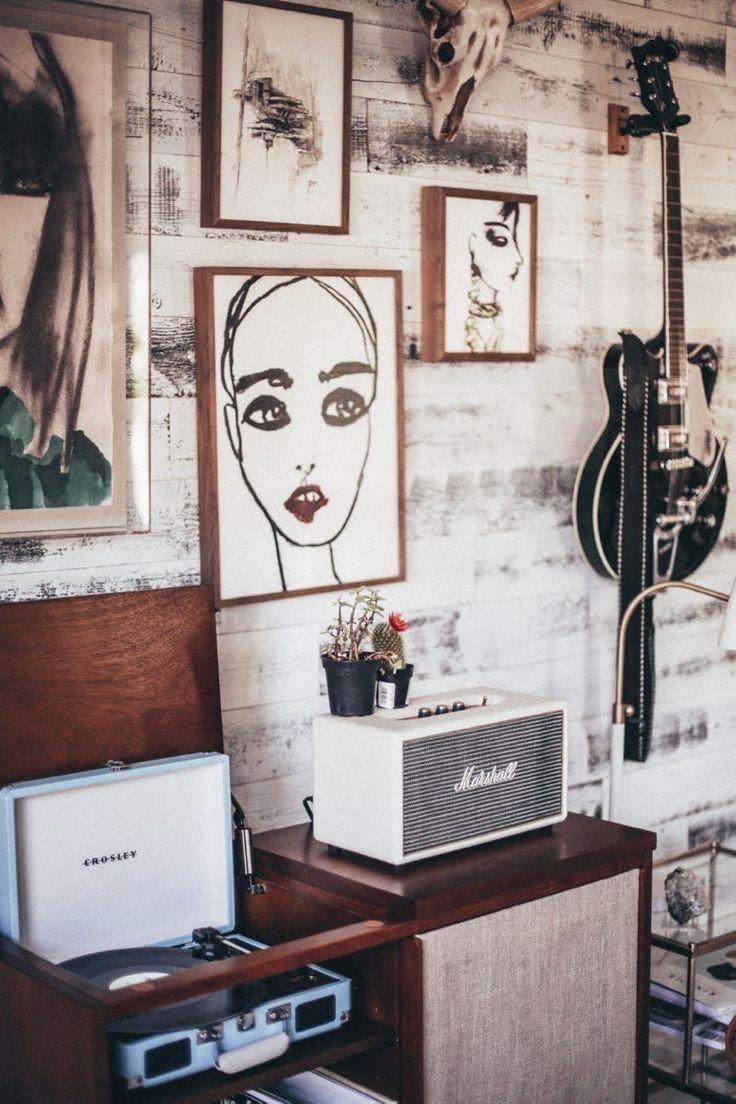 Best 25+ Music Room Art Ideas On Pinterest | Music Decor, Guitar Regarding Music Themed Wall Art (Image 1 of 20)