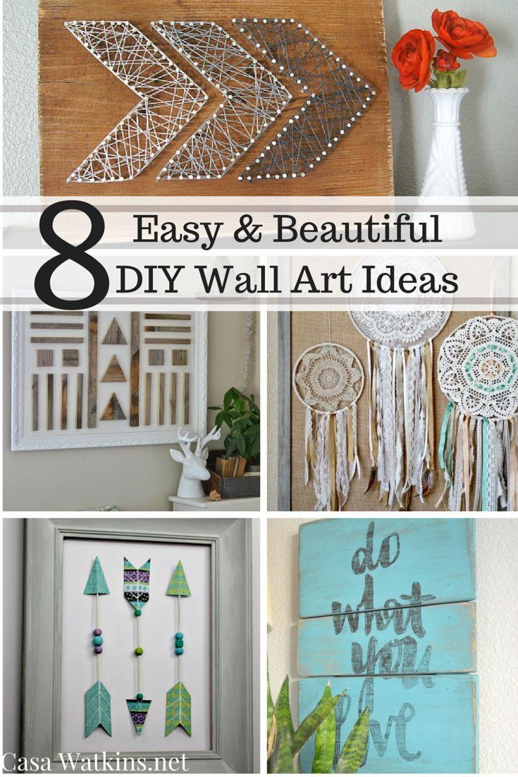 Best 25+ Next Wall Art Ideas Only On Pinterest | Easy Wall Art Regarding Pinterest Diy Wall Art (Image 10 of 20)