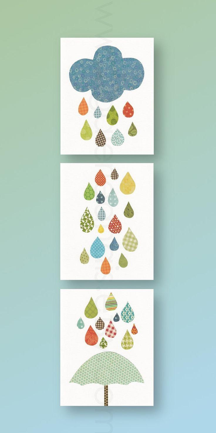 Best 25+ Nursery Patterns Ideas On Pinterest | Tree Wall, Tree With Regard To Baby Wall Art (Image 8 of 20)