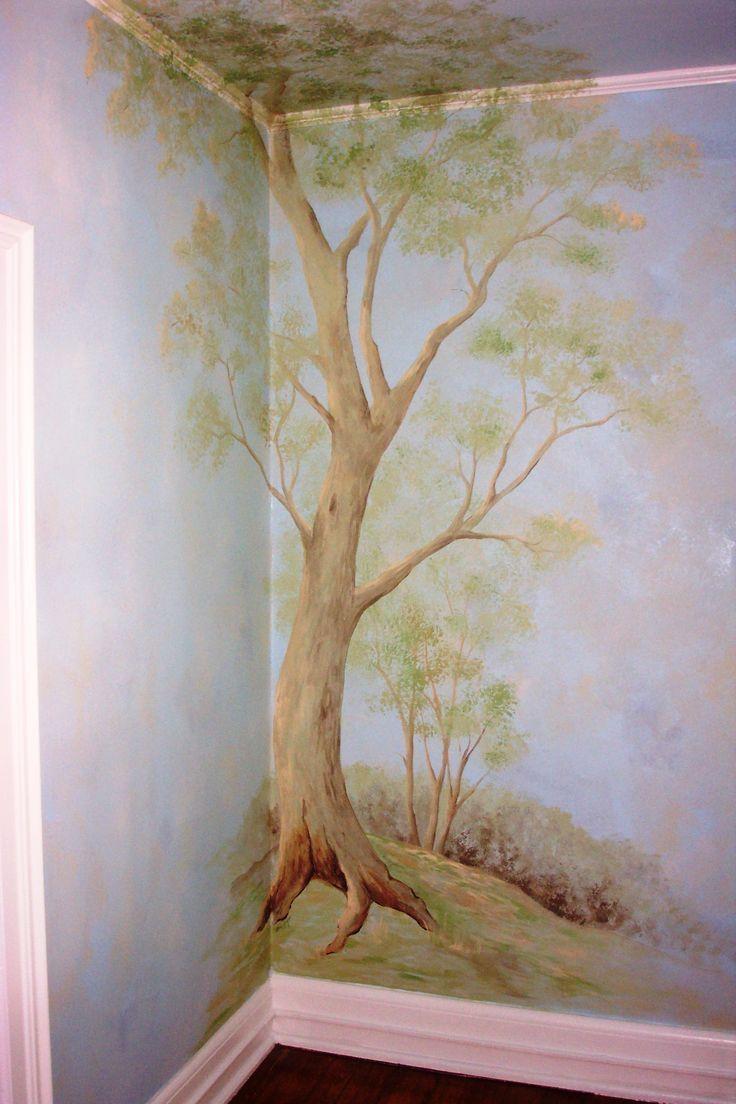 Hand Painted Wall Murals Artist
